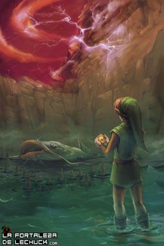 Zelda fanart