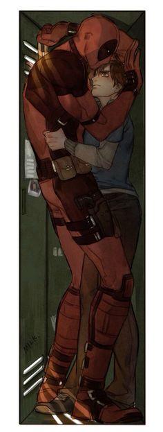 Spider-Man & deadpool