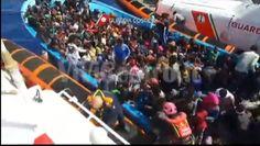 Terzo naufragio in tre giorni nel Canale di Sicilia: almeno 45 vittime, decine di dispersi (VIDEO)