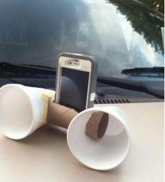 lifehack: portable sound