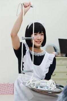 """[画像] """"神木龍馬""""の歴史的女装メード姿を独占掲載!"""
