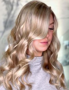 Extremely Gorgeous Long Hairstyles For Woman Full Hair, Layered Hair, Long Hairstyles, Hair Looks, Hairdresser, Blonde Hair, Your Hair, Looks Great, Hair Beauty