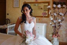 #realbride Vanessa www.momentisposi.it