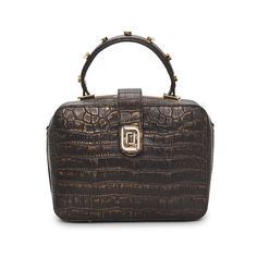 Lea Camera Bag (Natural Croc Ebony) 414b86642cf6d