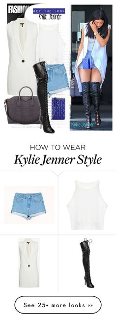 """""""Get the Look: Kylie Jenner"""" by chocolate-addicted-angel on Polyvore"""