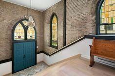 igreja transformada em casa