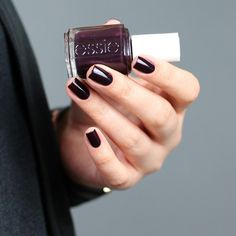 Award-winning. Forever stylish. Deep, dark sinister red is not for the faint of heart. Strident, striking and bold, blood red lacquer creates a sensational, sexy nail look. Shop essie 'wicked' here: http://www.essie.com/Colors/deeps/wicked.aspx