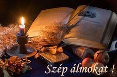 Risultati immagini per autumn leaves and books Woodlands Cottage, Cottage In The Woods, Witch Cottage, Candle Jars, Candles, Mabon, Kitchen Witch, Book Of Life, Still Life Photography