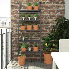 SALLADSKÅL plantenstandaard | IKEA IKEAnederland IKEAnl nieuw buiten outdoor balkon urban trendy hip decoratie accessoires planten bloemen tuin tuinset