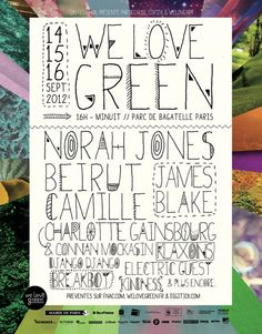 We Love Green 2012