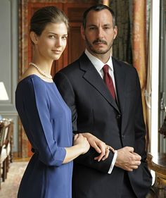 American Royalty  Kendra Spears married Prince Rahim Aga Khan on August 31, 2013, becoming Princess Salwa Aga Khan.