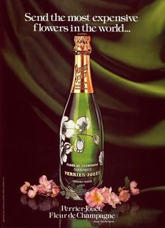 #champagne Perrier Jouet