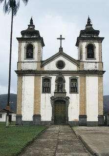 """""""Igreja do Bom Jesus do Matozinhos"""". Ouro Preto, Minas Gerais. Brasil."""