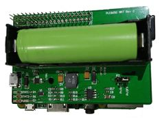 Run your Pi remotely with a 18650 Lithium Ion battery. By Mark Chin.