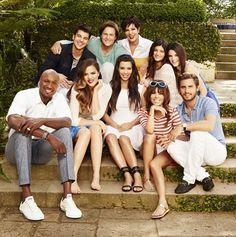 Keeping up with the Kardashian... season 8. June, 2th.