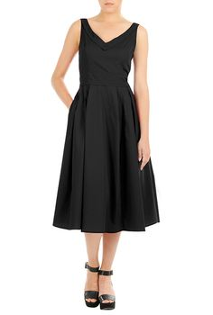 I <3 this Kayla dress from eShakti