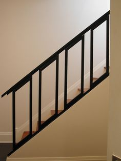 Stairs For Greg On Pinterest Iron Stair Railing Railings And Stairs