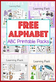 Are you looking for printable letter A crafts and activities to go with your alphabet letter of the week preschool curriculum? Letter A Printable Activities