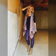 💞Sleeveless Tribal Cardigan In LOVE with this Plum Cardigan! This material is very Soft & Heavy to keep you in Warm! Very Stylish and Couture. Great Quality of course ❤️ 60% Cotton 40% Polyester 🔹🔹🔹If you have any questions, please feel free to ask 😊 #PoshOnLadies! Bohemian Sea Sweaters Cardigans