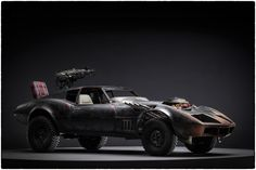 Before the Dirt - The Cars of Mad Max Fury Road on Behance by John Platt More about Mad Max here.
