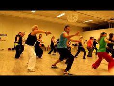 Masala Bhangra Workout® Tina Thomsen (Slagelse - December 2011)
