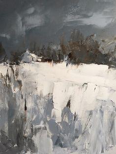 955 Mejores Im 225 Genes De Winter Paintings En 2020