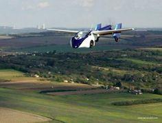 Công ty Slovakia lên kế hoạch sản xuất hàng loạt ôtô bay - Vietnam Plus