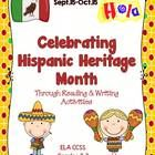 This is a revised and updated ELA/Social Studies Thematic Unit for Hispanic Heritage Month for Grades Students will learn about what Hispanic . Multicultural Activities, Social Studies Activities, Writing Activities, Hispanic History Month, Hispanic Heritage Month, Learning Spanish For Kids, Teaching Spanish, 2nd Grade Books, Third Grade