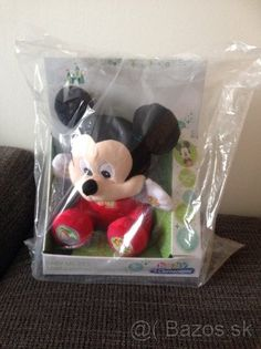 Hovoriaci Mickey Mouse - 1