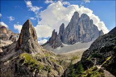 Dolomiti di Sesto - Croda dei Toni - Dolomites, province of Belluno, Veneto, Northern Italy