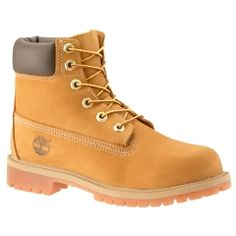 Junior 6-Inch Premium Waterproof Boots - Timberland