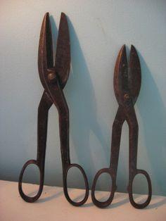 instant collection vintage scissors