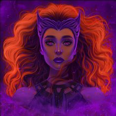 Avengers Fan Art, Marvel Fan Art, Marvel Dc, Marvel Studios Movies, Photo And Video Editor, Dark Witch, Black Widow Marvel, Wanda And Vision, Marvel Women