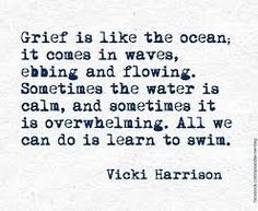 Grief Quote Round-up: grief quotes we love Learn to cope with daily life emotions. Great Quotes, Quotes To Live By, Me Quotes, Inspirational Quotes, Loss Of A Loved One Quotes, Rip Dad Quotes, Daily Quotes, Death Quotes For Loved Ones, Bad Mood Quotes