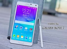 Samsung Galaxy note7 Released yesterday..  See galaxy note 7 Specs and Features... http://zorsetech.blogspot.com/2016/08/samsung-galaxy-note-7-with-4gb-ram.html