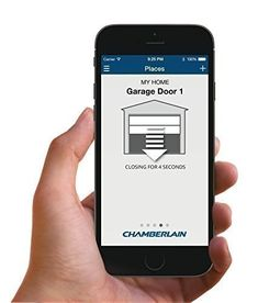 """A <a  href=""""http://amzn.to/1YhXdAS"""" target=""""_blank"""" data-skimlinks-tracking=""""4273259"""">garage door sensor</a> that lets you control the door from your phone."""