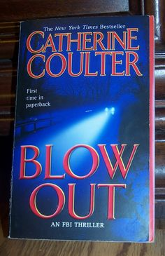 BLOW OUT by Catherine Coulter PB Book Mystery FBI Thriller ** Combine Shipping $1** @Listia.com