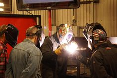 Depending on what a student is looking for - an education for a new career or an opportunity to improve skills - there is a school choice that fits @WeldingSchool