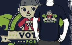 Vote for Her by MeleeNinja