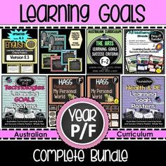 Price Drop On All Learning Goals Or Intentions Bundles Save 35 By Buying In My New Bundles Education And Literacy, Primary Education, Physical Education, Elementary Schools, Visible Learning, Co Teaching, Success Criteria, Text Types, Secondary Teacher