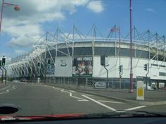 Derby County Football Club/Pride Park Stadium