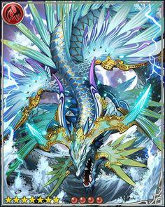 Leviathan Rage of Bahamut