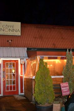 Favorite Nashville Restaurant... Caffe Nonna!