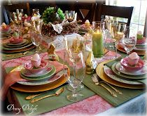 Easter Table 2013