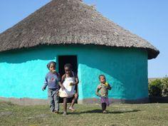 Xhosa hut