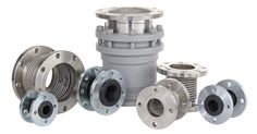 World Wide Metric offers rubber, slide type and metal expansion joints flanged to DIN, JIS and ANSI standards.