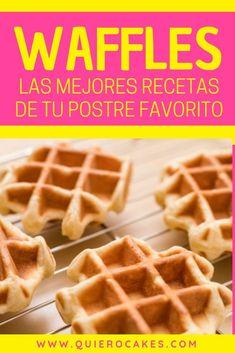 Las mejores recetas de tu postre favorito ¡Waffles!  1 Waffles 2 Receta de la masa para waffles 3 Cómo hacer waffles, la receta más fácil 4 Cómo hacer waffles belgas 5 Cómo hacer waffles sin wafflera 6 Waffles Cocineros Argentinos 7 Waffles salados 7.1 Waffles de espinacas 7.2 Waffles de calabaza y queso 7.3 Waffles o gofres de pizza 8 Waffles tentadores ¡Se te hará agua la boca! 9 Torre de waffles bien chocolatosos 10 Waffles con frutos del bosque 11 Waffles con Nutella y un toque de canela Waffle Pops, Waffle Pizza, Tasty Bites, Waffle Recipes, Cooking Time, Finger Foods, Sweet Recipes, Breakfast Recipes, Nutella