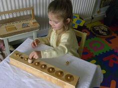 Montessori Activity Review: Knobbed Cylinder Blocks