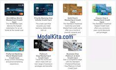 Apply Kartu Kredit Standard Chartered Online