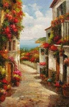 LOVELY PAINTING